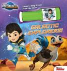 Disney Miles from Tomorrowland: Galactic Explorers! Cover Image