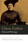 Clara Zetkin: Selected Writings Cover Image