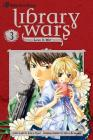 Library Wars: Love & War, Vol. 3, 3 Cover Image