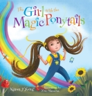 The Girl with the Magic Ponytails Cover Image
