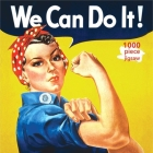 Rosie the Riveter Jigsaw: 1000 Piece Jigsaw Puzzle (1000-Piece Jigsaws) Cover Image