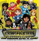 The CrimeFighters: The Heroes Stop A Thief Cover Image