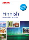Berlitz Phrase Book & Dictionary Finnish (Bilingual Dictionary) Cover Image