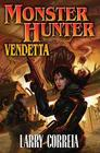 Monster Hunter Vendetta Cover Image