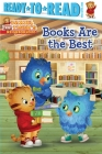 Books Are the Best (Daniel Tiger's Neighborhood) Cover Image