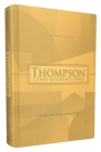 Kjv, Thompson Chain-Reference Bible, Hardcover, Red Letter Cover Image