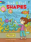 Look & Find Shapes to Color (Dover Coloring Books) Cover Image
