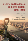 Central and Southeast European Politics Since 1989 Cover Image