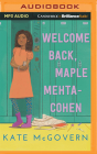 Welcome Back, Maple Mehta-Cohen Cover Image
