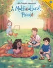 A Multicultural Picnic: Children's Picture Book Cover Image