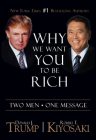 Why We Want You to Be Rich: Two Men a One Message Cover Image