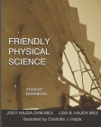 Friendly Physical Science Student Workbook Cover Image