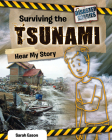 Surviving the Tsunami: Hear My Story (Disaster Diaries) Cover Image