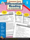Common Core Differentiated Reading for Comprehension, Grade 5 Cover Image
