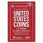 Redbook 2022 Us Coins Hard Cover Cover Image