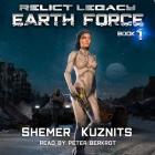Earth Force Lib/E Cover Image
