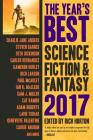 The Year's Best Science Fiction & Fantasy: 2017 Edition Cover Image