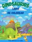 Dinosaurios Libro de Colorear para Niños de 4 a 8 Años Cover Image