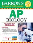 Barron's AP Biology with CD-ROM Cover Image