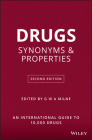 Drugs: Synonyms and Properties Cover Image