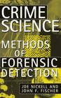 Crime Science: Methods of Forensic Detection Cover Image