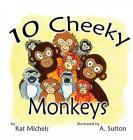 10 Cheeky Monkeys Cover Image