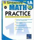 Math Practice, Grade 2: Reviewed and Recommended by Teachers and Parents (Singapore Math Practice) Cover Image