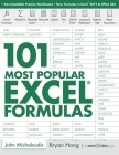 101 Most Popular Excel Formulas Cover Image