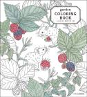 Garden Coloring Book Cover Image