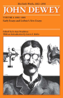 The Early Works of John Dewey, Volume 1, 1882 - 1898: Early Essays and Leibniz's New Essays, 1882-1888 (Collected Works of John Dewey #1) Cover Image