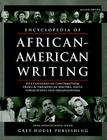 Encyclopedia of African-American Writing: 0 Cover Image