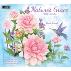 Nature's Grace 2021 Wall Calendar Cover Image