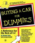 Buying a Car for Dummies Cover Image