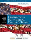 South-Western Federal Taxation 2019: Corporations, Partnerships, Estates and Trusts (with Intuit Proconnect Tax Online 2017& RIA Checkpoint, 1 Term (6 Cover Image