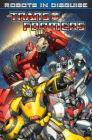 Transformers: Robots in Disguise Volume 1 Cover Image