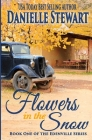 Flowers in the Snow Cover Image