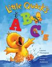 Little Quack's ABC's (Super Chubbies) Cover Image