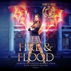 Fire & Flood Lib/E Cover Image