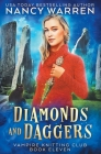 Diamonds and Daggers: A Paranormal Cozy Mystery Cover Image