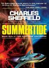 Summertide Lib/E (Heritage Universe #1) Cover Image