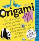Origami Page-A-Day Calendar 2017 Cover Image