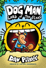 Dog Man: Lord of the Fleas: From the Creator of Captain Underpants (Dog Man #5) (Library Edition) Cover Image