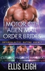 Motor City Alien Mail Order Brides: The Collection Cover Image