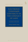 Electronic Consumer Contracts in the Conflict of Laws: Second Edition (Studies in Private International Law #1) Cover Image