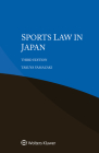Sports Law in Japan Cover Image