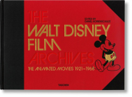 The Walt Disney Film Archives XL: The Animated Movies 1921-1968 Cover Image