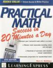 Practical Math Success in 20 Minutes a Day Cover Image