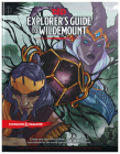 Explorer's Guide to Wildemount (D&D Campaign Setting and Adventure Book) (Dungeons & Dragons) Cover Image