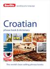 Berlitz Croatian Phrase Book & Dictionary Cover Image