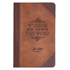 Gift Book Wisdom from the Word for Men Cover Image